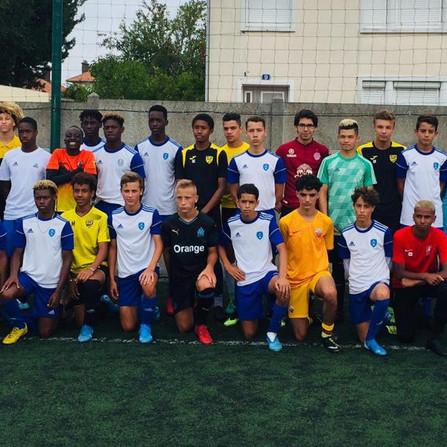 Stage au Havre U16