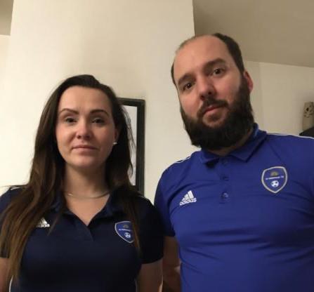 Interview de Coralie Tournesac, éducatrice au FC Versailles