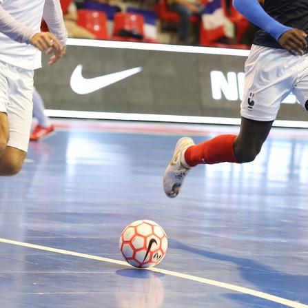 Inscription pour le stage Futsal