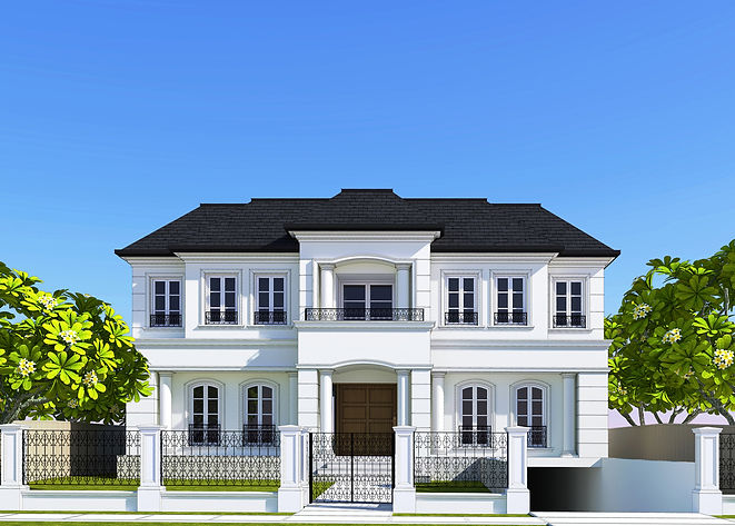 Two-storey house with Basement in Strathfield
