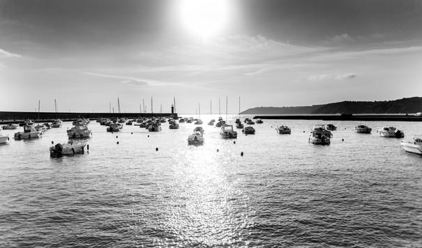 Quai Surcouf - Port de Binic