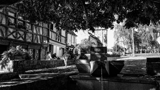 Rue Pohel à Saint Brieuc
