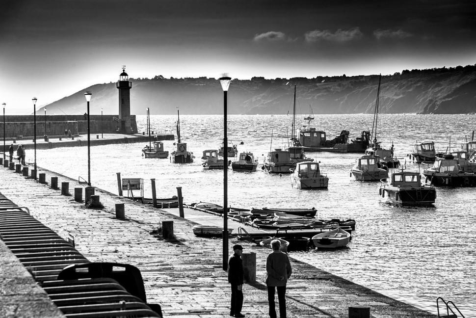 Port de Binic A4