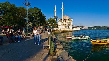 İskele Sk & Mosquée d'Ortaköy