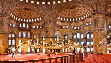 Sultan Ahmed Camii - Blue Mosque