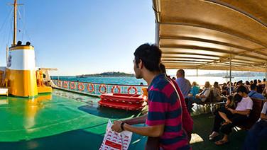 Ferry - Bosphore