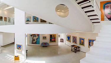 Gustavo Rosa - atelier