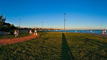 Caddebostan Coast