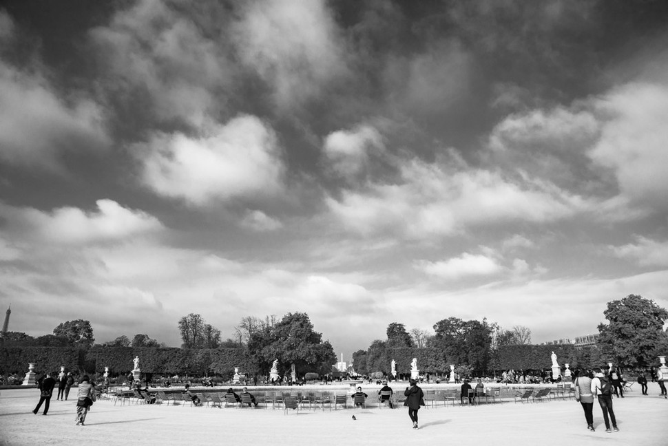 Jardin des Tuileries A4