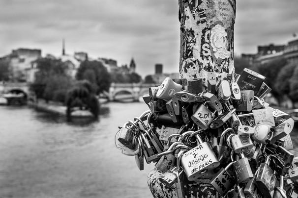 Pont des Arts - Paris Fr