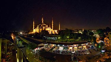 Blue Mosque - Sultan Ahmet Camii