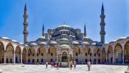 Sultan Ahmed Camii - Blue Mosque