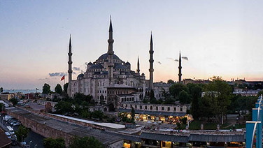Blue Mosque - Sultan Ahmet Camii