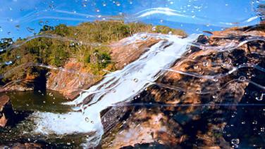 Cachoeira em Cunha