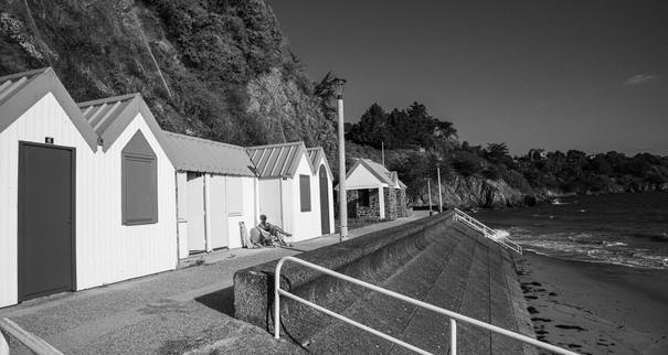 Cabanes de plage - Quai Surcouf