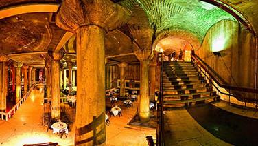 Basilica Cistern - Yerebatan Sarnıcı