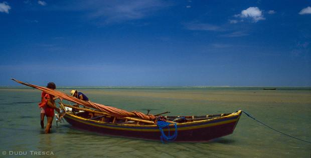 Ilha do Cajú - Parnaiba - MA - Br