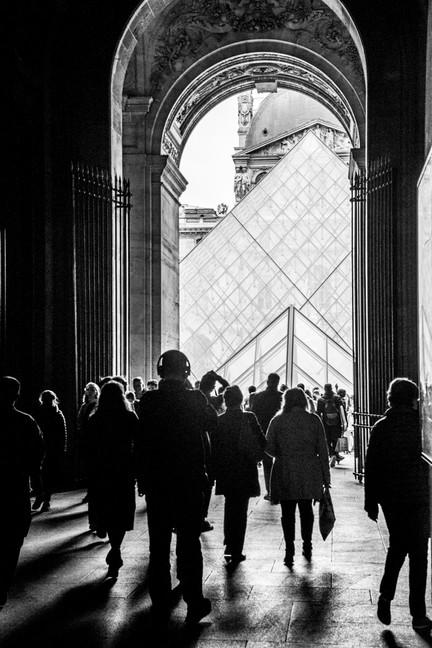 Piramides du Louvre A4