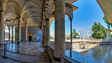 The Marble Terrace