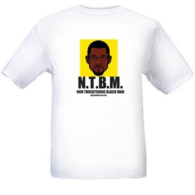 Non Threating Black Man