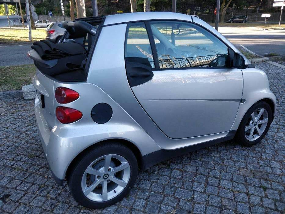 Smart For Two Cabrio Diesel
