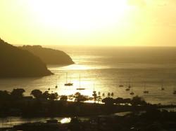 tramonto Rodney Bay