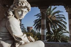 Columbus Statue Genova, Italy