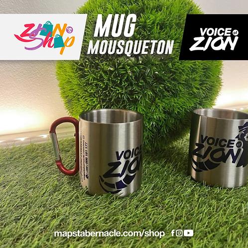 VOZ / MUG MOUSQUETON