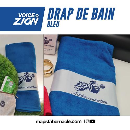 VOZ / DRAP DE BAIN - BLEU
