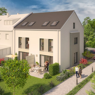 Doppelhaus Nürnberg