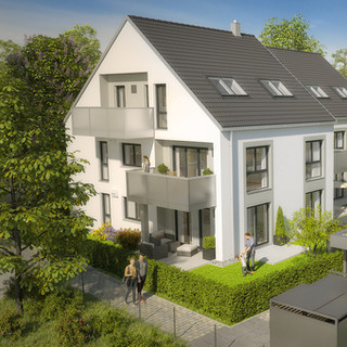 Wohnanlage Erlangen
