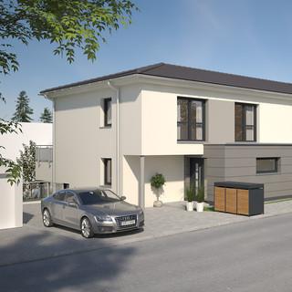Doppelwohnhaus Erlangen