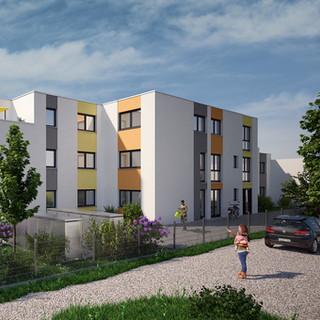 Wohnanlage Forchheim