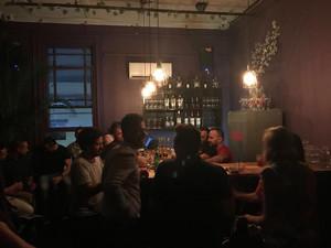 Bar Upstairs Grand Opening