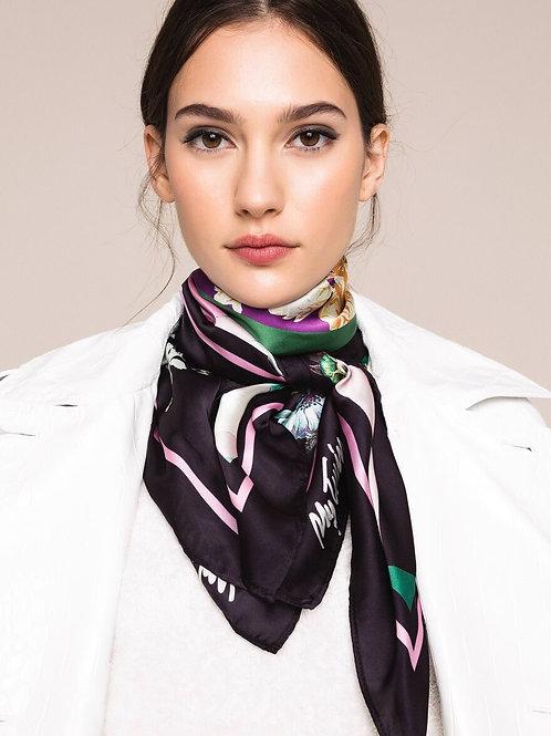 MY TWIN sjaal FOULARD print