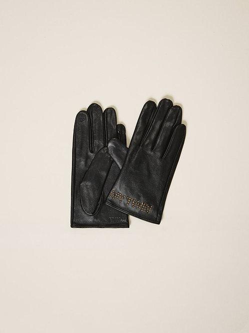 MY TWIN handschoenen LOGO ecoleder