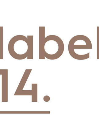 Logo label 14