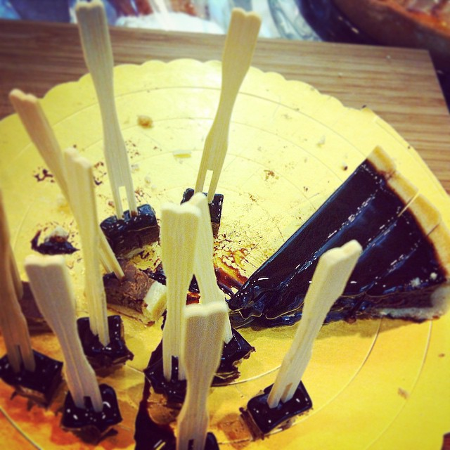 Instagram - 🍫Tastes🍫 ריבועי טארט שוקולד בלגי.jpg