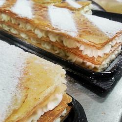 Instagram - מילפיי, קרמשניט או עוגת נפוליאון, בחרו את האהוב עליכם. אלף עלים, מיל