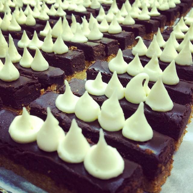 Instagram - Dark Chocolate Crunch bar