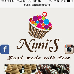 Instagram - עכשיו בגרסת המובייל, אתר נוניס מותאם לטלפון הנייד שלכם!  www.nunis-p