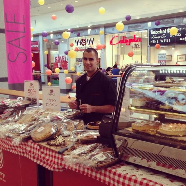 Instagram - דוכן העוגות נוניס בשישי בקניון קרית אונו