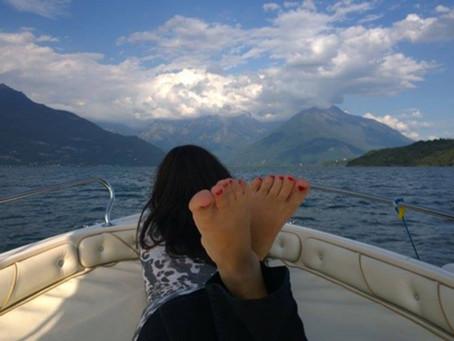 Majestic Lake Como
