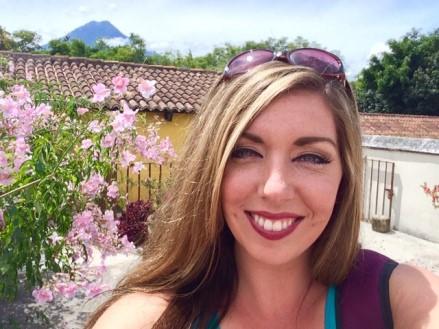 Erupting Volcanoes and Archaic Beauty in Antigua, Guatemala