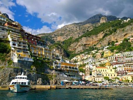 Amalfi Coast and the Island of Capri