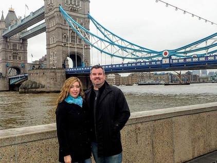 Big Ben, Parliament, Then A Quick Jaunt Back to Ireland