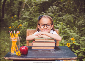 BACK TO SCHOOL   Louisville Photographer Mini Sessions