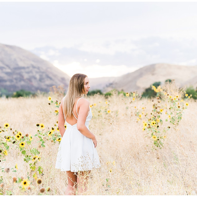 Lewiston Idaho Senior Photographer _ Lin