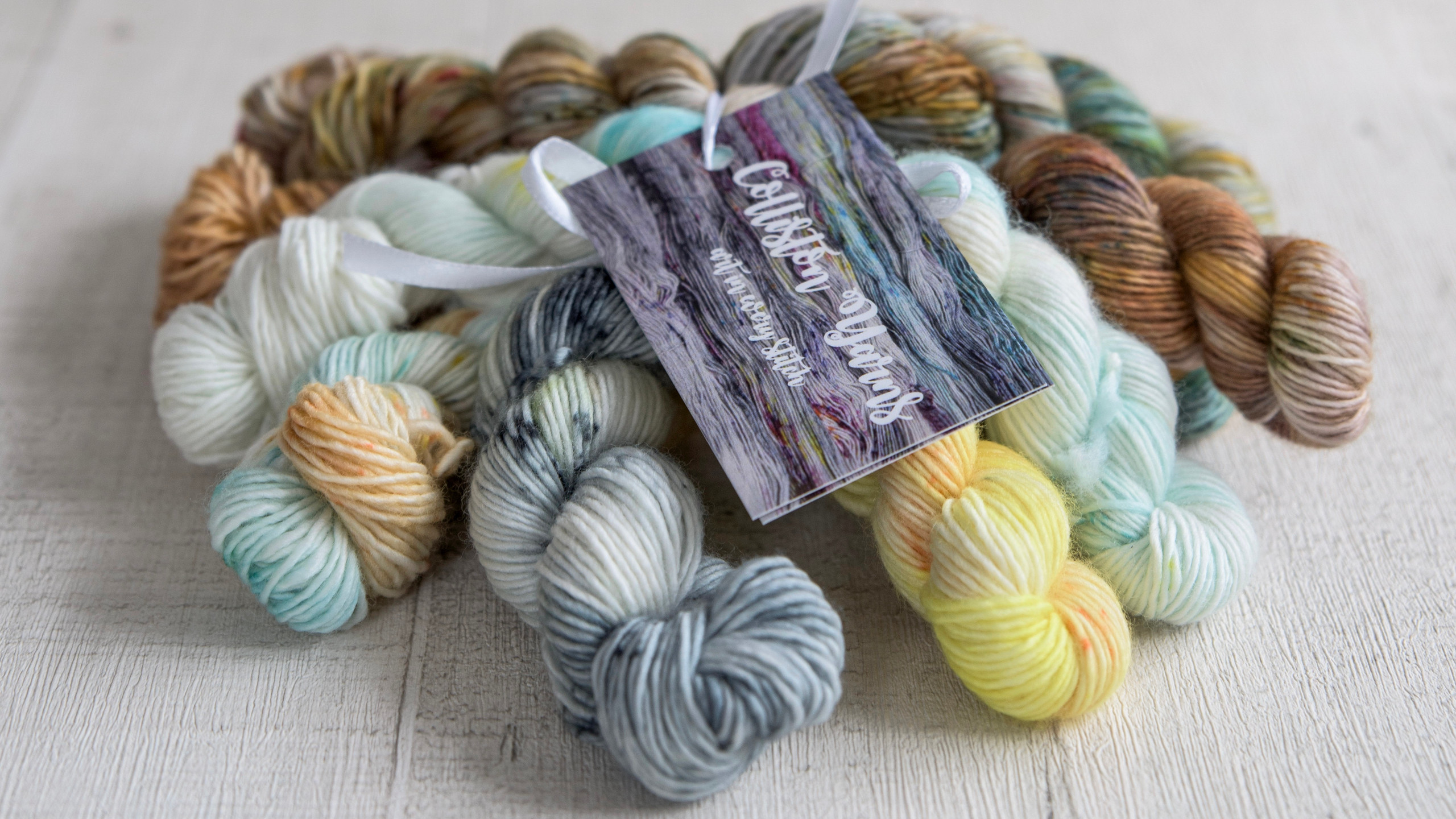 Mini Skein Bundle - The Stonehaven Collection