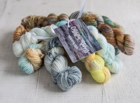 Your Stonehaven | Colliston hand dyed